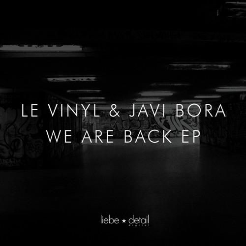 Le Vinyl & Javi Bora - La Pasionaria (Original Mix) - Liebe Detail