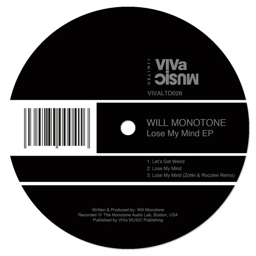VIVa Limited 028 /// Will Monotone - Let's Get Weird