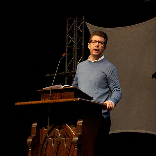 What Are We Becoming?   Rev. Grant Lowe