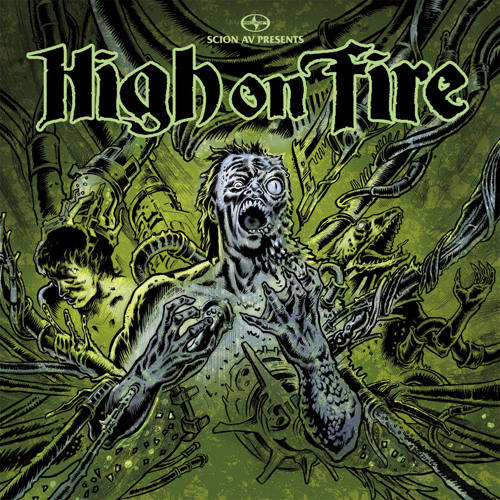 High on Fire - Slave the Hive (Scion AV)