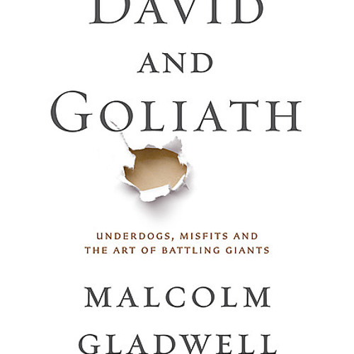 David And Goliath with Malcolm Gladwell Day 1