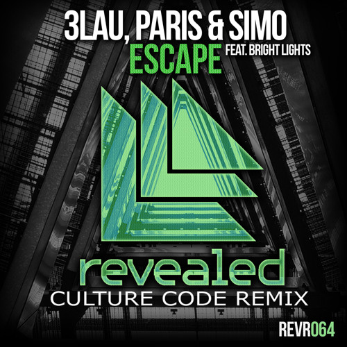 3LAU, Paris & Simo feat. Bright Lights - Escape (Culture Code Remix)