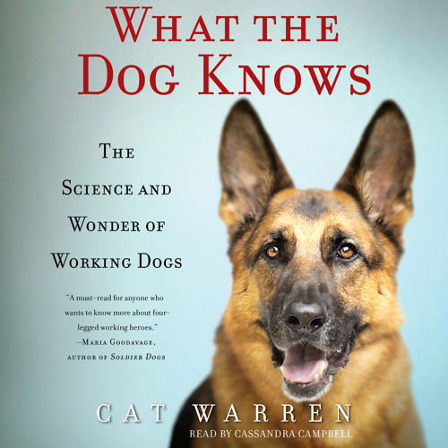 WHAT THE DOG KNOWS Audiobook Excerpt