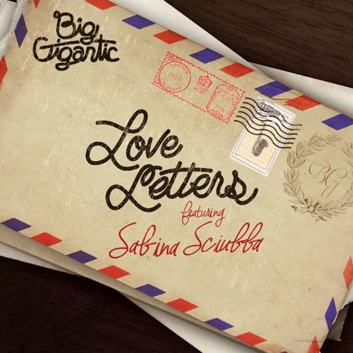Love Letters (feat. Sabina Sciubba)