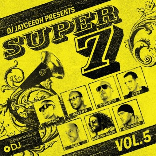 Super 7, Volume 5 (Z-Trip Set) *Download*