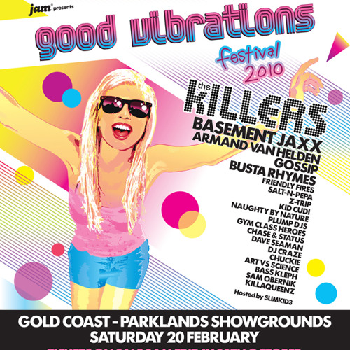 Z-Trip - Live in Australia (@ the Good Vibrations Festival - *Download*