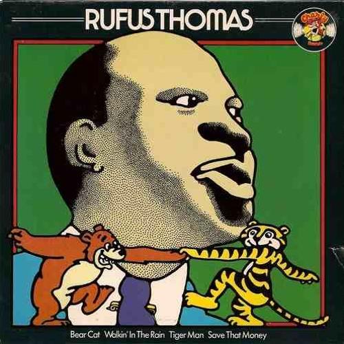 "Rufus Thomas ""Tiger Man"" (King Of The Jungle) - Tigermaan Fun Party Mix **** FREE DOWNLOAD ****"
