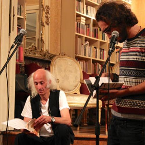 Claudiu Komartin and Stephen Watts