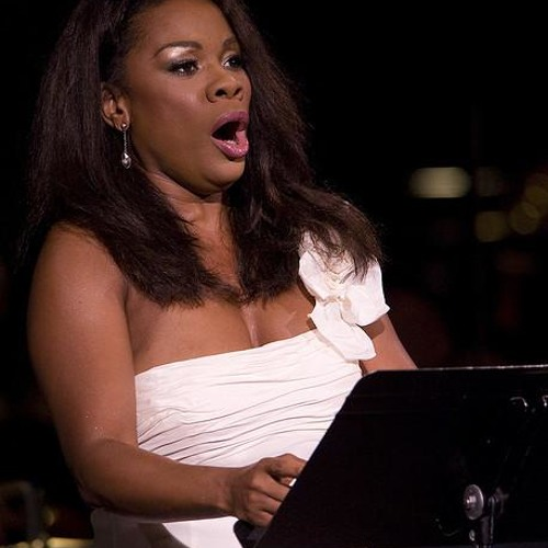 Opera star Denyce Graves at Harris Theatre