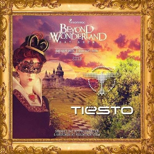 Tiësto - BEYOND WONDERLAND 2013 (San Francisco)[https://www.facebook.com/lovetrancemusicforever]