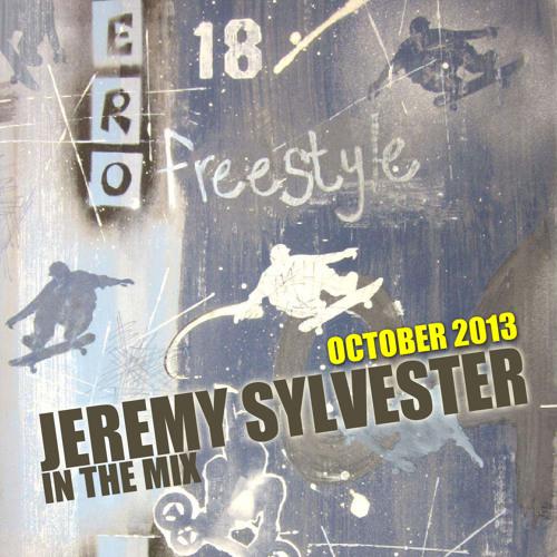 In The Mix - October 2013 - DJ MIx (FREE DOWNLOAD) // www.jeremysylvester.com