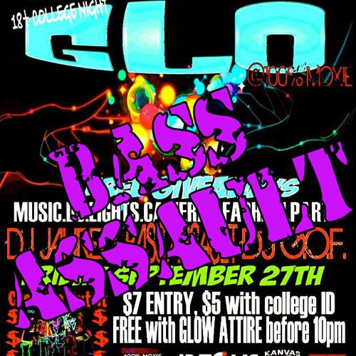 Bass Assault Live @ Kanvas Clothing GLO 09/27