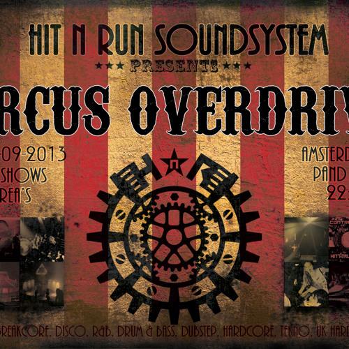 Tinus @ Circus Overdrive 4 @ Pand 14, Amsterdam 2013