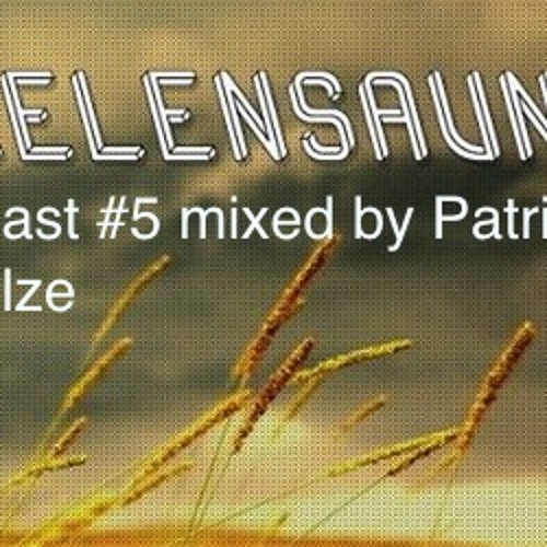 Seelensauna Podcast #5 mixed by Patrick Schulze