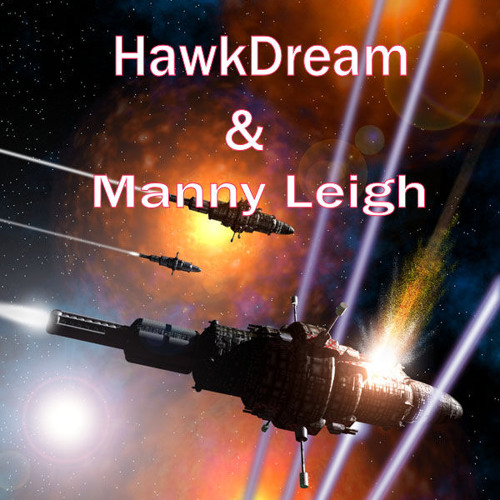 The Sun Without A Sphere,,,,,,   HAWKDREAM and MANNY LEIGH