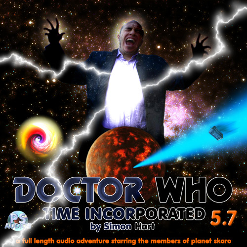 Doctor Who: Time Incorporated - Part Two