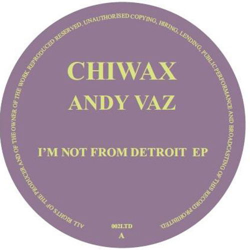 Andy Vaz - I am not from Detroit
