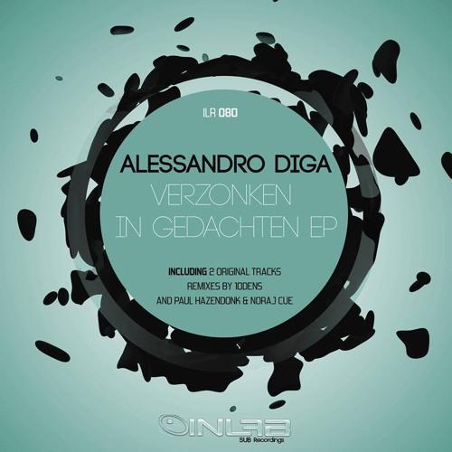 Alessandro Diga - Verzonken In Gedachten (Paul Hazendonk & Noraj Cue remix)