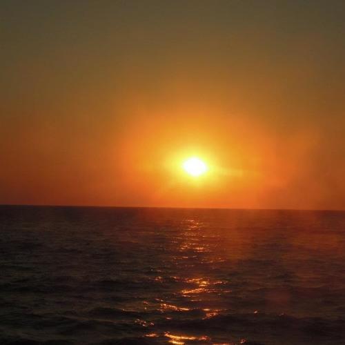 夕陽 -setting sun-