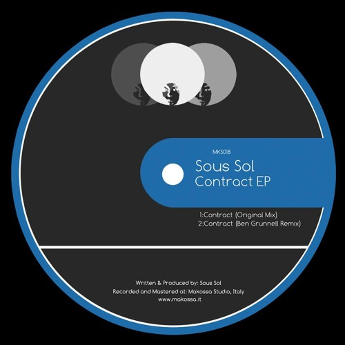 Sous Sol - Contract (Ben Grunnell Remix)
