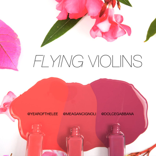 Jonathan Lee x Meagan Cignoli x Dolce & Gabbana - Flying Violins