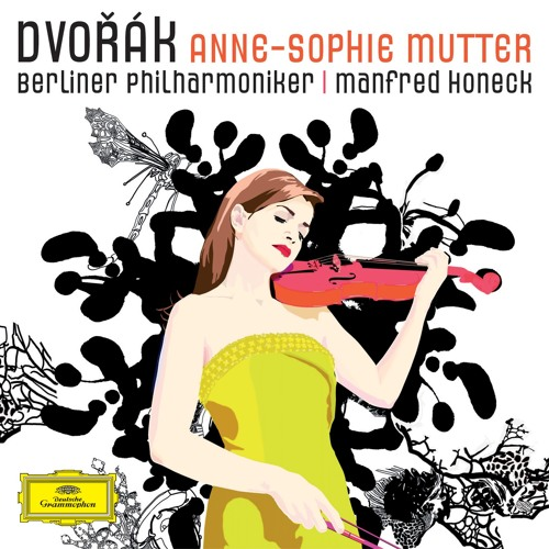 Anne-Sophie Mutter plays Dvořák's Mazurek for Violin and Orchestra