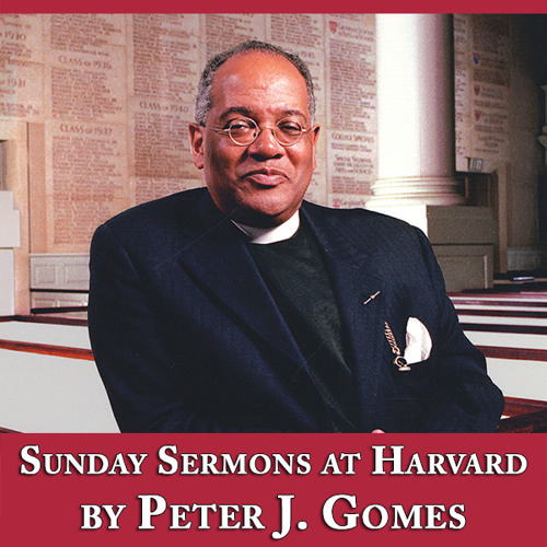 Peter J. Gomes — The Places You'll Go | Memorial Church