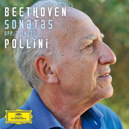 Maurizio Pollini plays Beethoven's Piano Sonata No. 10 (1. Allegro)