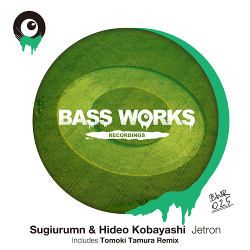 Sugiurumn & Hideo Kobayashi - Jetron (Original Mix) BWR025