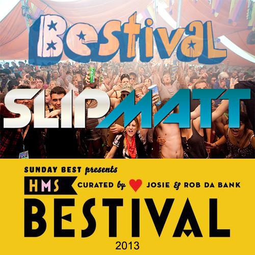 Slipmatt - Live @ Bestival (Bollywood) 08-09-2013