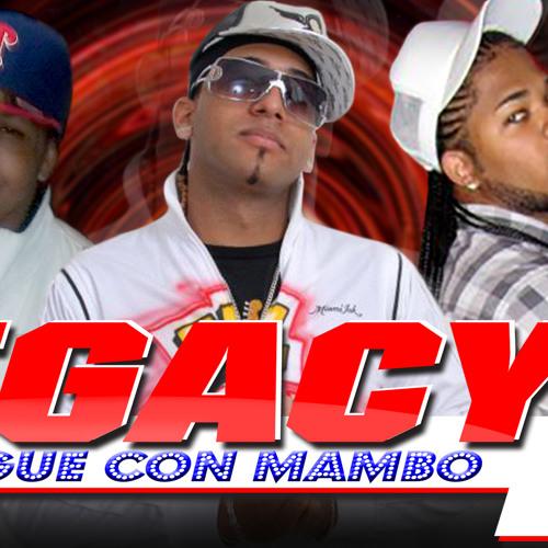Legacy Me Cambiaste La Vida @JoseMambo.com @CongueroRD.com