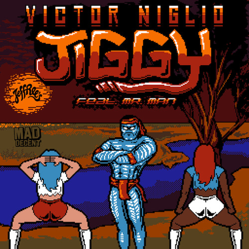 Victor Niglio - Jiggy feat. Mr. Man (JEFF061)