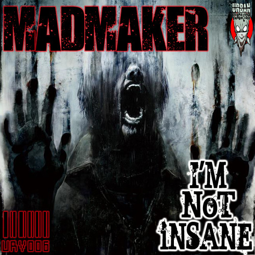 01 MadMaker - I'm Not Insane