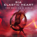 Sia Elastic Heart (Ft. The Weeknd & Diplo) Artwork