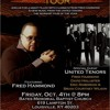 PROMO FRED HAMMOND IN CONCERT
