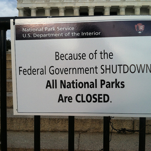 TELECONFERENCE: Government Shutdown Closes National Parks