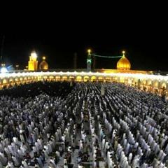 ▶ مناجاة أمير المؤمنين ع في مسجد الكوفة - آهنگران - YouTube