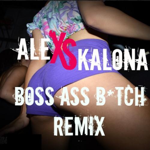 PTAF - Boss Ass Bitch (Alex Skalona Trap Bootleg)