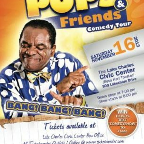 JOHN WITHERSPOON-   drop