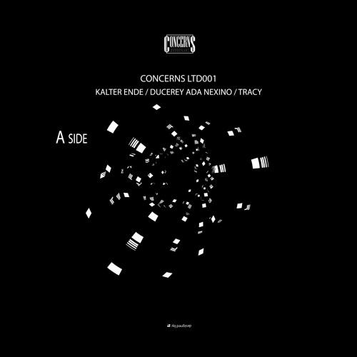 """COM LTD001 Preview 12"""" Kalter Ende / Ducerey Ada Nexino / Tracy"""