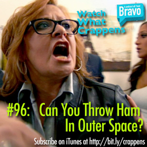 #96: Can You Throw Ham In Outer Space?