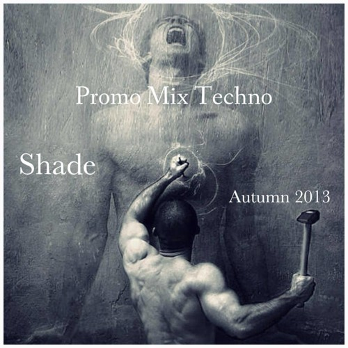 SHADE ( Villa Rouge ) PROMO MIX TECHNO AUTUMN 2013