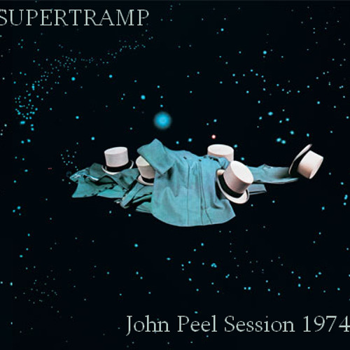 Supertramp BBC John Peel Session 1974