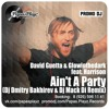 David Guetta & Glowinthedark feat. Harrison – Ain't A Party (Dj Dmitry Bakhirev & Dj Mack Di Remix)