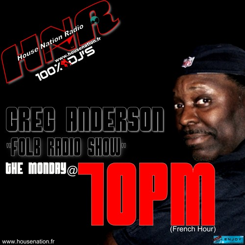 House Nation Radio France Mix DJ Greg G #96 For broadcast 9.30.13