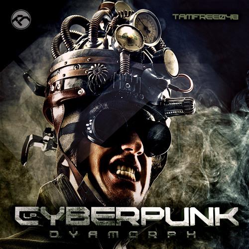 TAMFREE048b Dyamorph - Cyberpunk cut