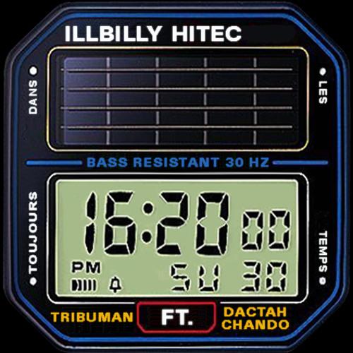 Tribuman & Solo Banton - Underground International - iLLBiLLY HiTEC Remix