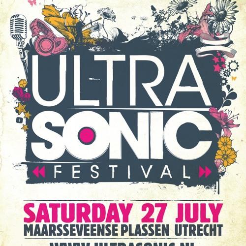 Live at Ultrasonic Festival