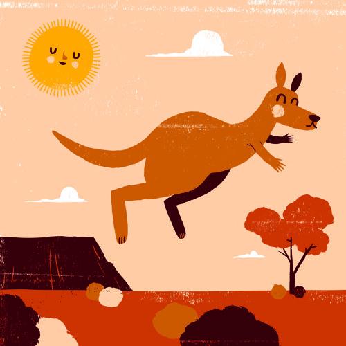 Kängurun av Oddjob