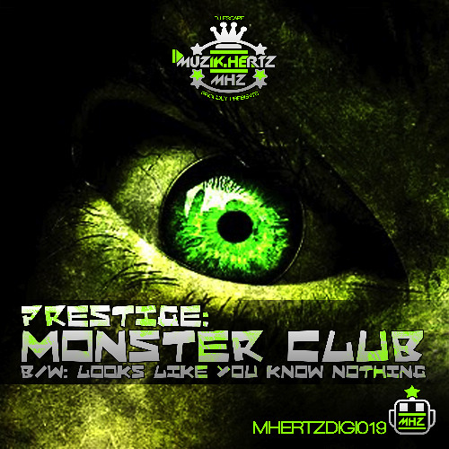 PRESTIGE - LOOKS LIKE YOU KNOW NOTHING - MUZIK HERTZ RECORDINGS ( OUT NOW )